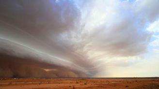 Mega-storms the size of England on the rise in North Africa