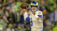 Colin Cowherd: The Rams (-10.5) against the Giants is a rare double-digit line I like I FOX BET LIVE