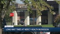 Mercy Health Muskegon, union respond to long ER wait times