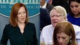 Jen Psaki Says 'We Certainly Support' Cleveland Indians Changing Name to Guardians
