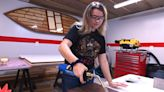 Sawing through barriers: Michigan teen is changing the woodworking game