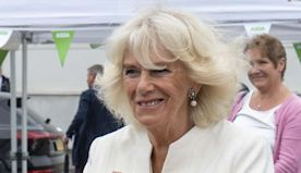 Duchess Camilla sparked a huge fan reaction with her latest outfit