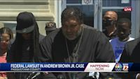 Elizabeth City: Family of Andrew Brown, Jr. files $30 million civil rights lawsuit