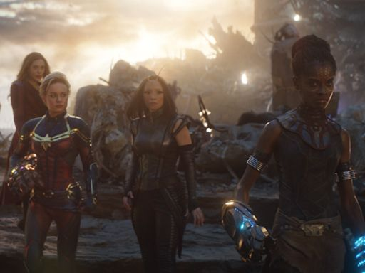 Black Panther star Letitia Wright says all-female Avengers movie will happen: 'It's only a matter of time'