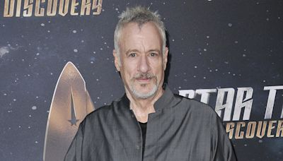 John de Lancie Talks Reprising Q on 'Star Trek: Picard': 'You Can Never Go Back' (EXCLUSIVE)