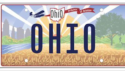 Ohio license plate snafu corrected