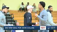John Collins signs big extension