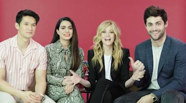 The 'Shadowhunters' Cast Plays 'Truth or Dare'