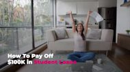 How I Paid Off $100K in Student Loans