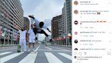 Tokyo 2020 Olympics: Jupiter's Zion Wright falls short of medal in men's park skateboarding