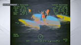 Sailor, Coast Guard Pilot Recall Rescue Off NH: There's No Time for Fear'