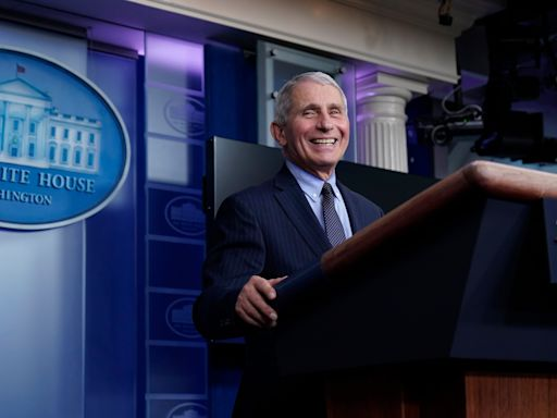 Fauci unleashed: He says it's 'liberating' that he can 'let the science speak' as adviser to Biden
