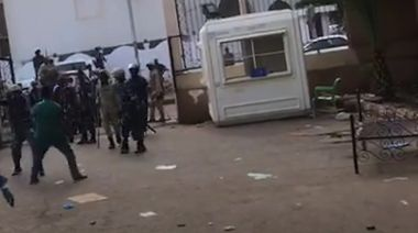 Maryam al-Khawaja on Raids Against Sudanese Doctors