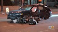 Deadly Motorcycle Crash At Broad And Vine Streets