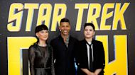 'Star Trek' stars gather to celebrate 55th anniversary of first TV series