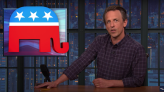 Seth Meyers calls out Republicans for hypocritical stance on 'cancel culture'