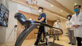 怡仁機器人復健中心開幕 提升病患復健效果