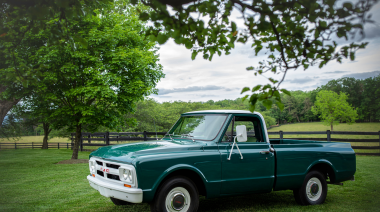 The King Of Rock And Roll: Elvis Presley's Rare 1967 GMC Truck