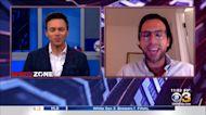 Bleacher Report's Jake Fischer Joins CBS3 Sports Zone To Discuss Possible Ben Simmons Trades, NBA Draft