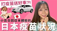 影/日本群馬縣祭「土豪奇招」 打疫苗抽汽車鼓勵年輕人