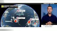 Tropical Storm Rose forms amid active hurricane season