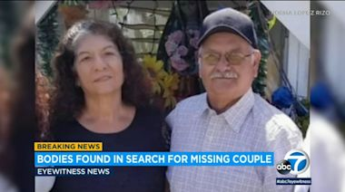 2 bodies found on Mexico property owned by missing Garden Grove couple, authorities say