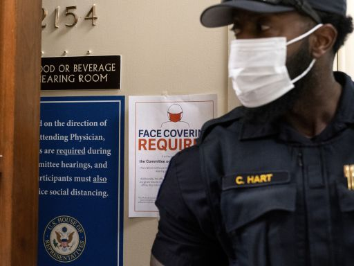Washington, DC, is back to requiring masks be worn indoors