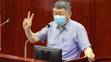 溫朗東:柯文哲支持度也沒多高,不如抱著全台灣一起爆炸