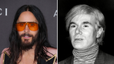 Jared Leto confirmed to play Andy Warhol in new biopic: 'We miss you and your genius'