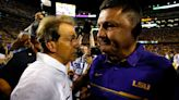 Nick Saban and Ed Orgeron are still the highest-paid coaches in college football