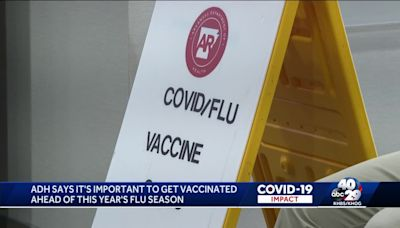 ADH says it's important to get vaccinated ahead of this year's flu season