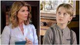 Abigail's Son Cody Seen on 'When Calls the Heart' Set