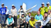 2021年黑面琵鷺保育季 啟動尋找「T85」黑面琵鷺活動