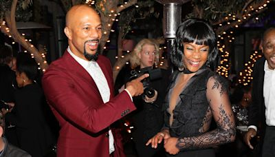 Common 'Evolved' Into the Man He Is Now with Tiffany Haddish: 'I Listen to What She Has to Say'