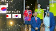 桌球教父莊智淵惜敗南韓好手! 奪生涯首面銀牌獲佳績