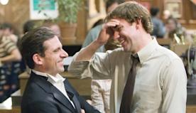 John Krasinski and Steve Carell Reunite Online for The Office's 15th Anniversary