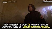 15 Best Movie Adaptations Of Classic Children's Books