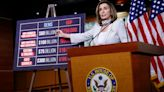 Pelosi says House will stay in session until coronavirus stimulus deal is reached, moderate lawmakers push for compromise