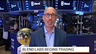 Blend Labs' Mayopoulos Not Concerned About Mortgage Market