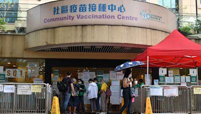 增1.8萬人打針 400萬人完成2劑疫苗
