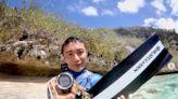台灣之光再傳捷報 自由潛水好手古雲傑締造新紀錄