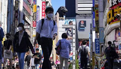 東京疫情續降溫 時隔約兩個半月低於400例