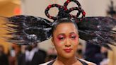 Naomi Osaka's Met Gala Vuitton Look Pays Homage to Her Roots