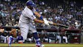 Betts returns with HR, Dodgers pound Diamondbacks 13-0