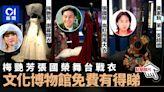「瞧潮香港60+」文化展覽 展出梅艷芳、張國榮經典舞台戰衣
