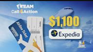I-Team's Call For Action Helps Lynn Couple Get Travel Credit From Expedia