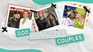 7 of our favorite odd celebrity couples
