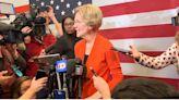 Elizabeth Warren says pressure of running against 'shadows of Martha and Hillary' cost her presidential bid