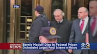 Bernie Madoff Dies In Federal Prision Apparently From Natural Causes