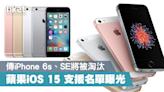 蘋果iOS 15 支援名單曝光 最暢銷 iPhone將被淘汰? - 香港經濟日報 - 即時新聞頻道 - 科技